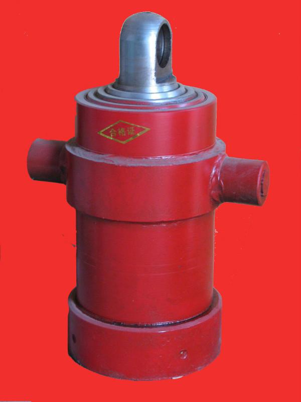 QTG侧翻式液压油缸-山东浩成液压机械厂贴皮tpu壳图片