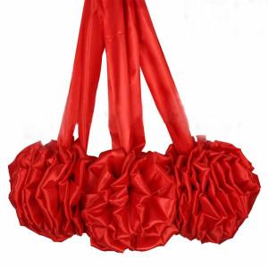 北京礼仪用品租赁:剪彩花球,彩带,剪刀,托盘,托盘布,剪彩花柱,礼仪
