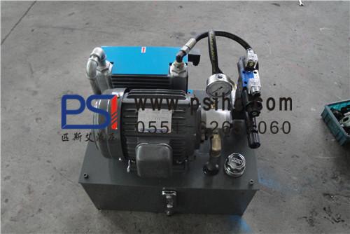 供应小型液压站_动力单元-合肥匹斯艾液压机械设备图片