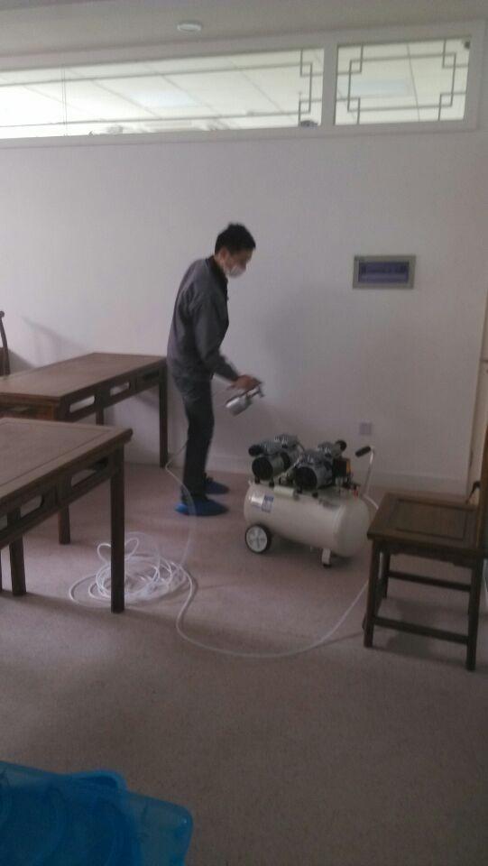 上海除甲醛 上海室内装修除异味