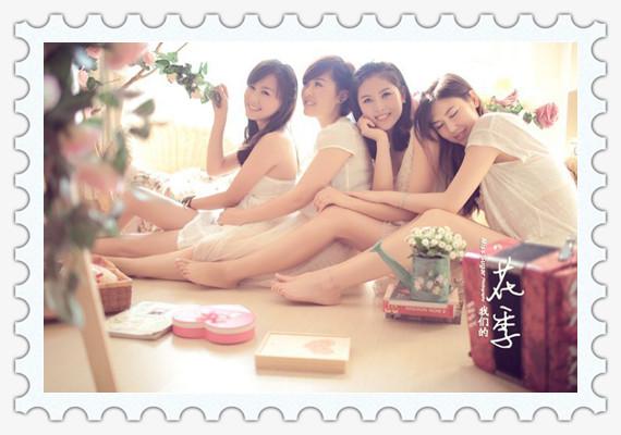 武汉风尚国际婚纱摄影地处藏龙岛风景区,周边秋景优美299元让您畅拍