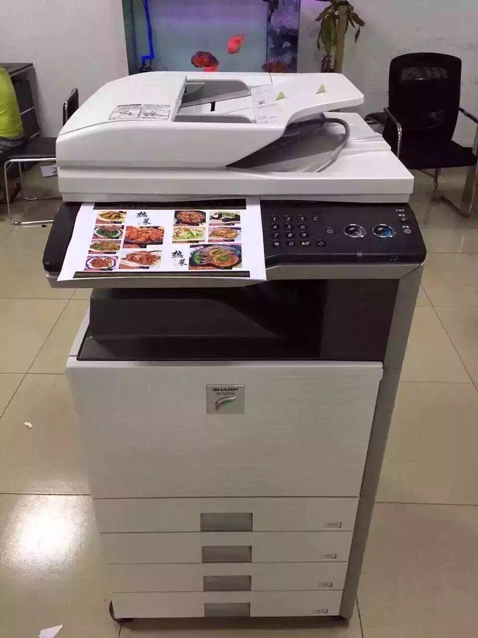 嘉兴复印机 打印机 一体机出租200元起,维修耗材全包