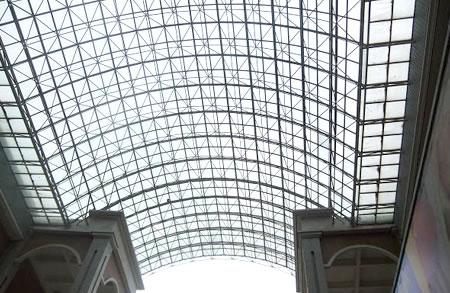 供应易安装不锈钢网架钢结构