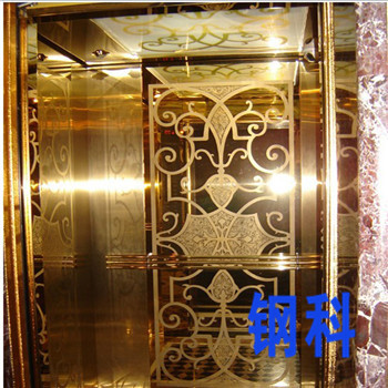 供应304不锈钢电梯蚀刻门板
