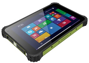 研祥 索尼8寸平板Z3 Compact曝光:支持三防
