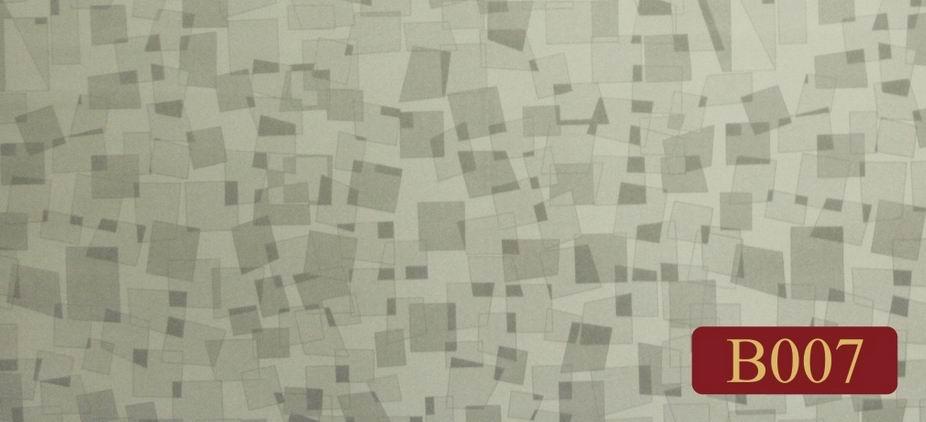 高级pvc窗花纸/彩印窗花贴/玻璃纸/压花玻璃贴 产品材质