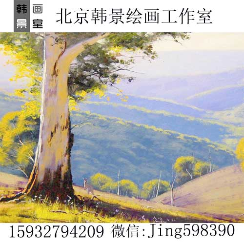 北京绘画工作室,北京韩景绘画工作室,绘画工作室特长生培训
