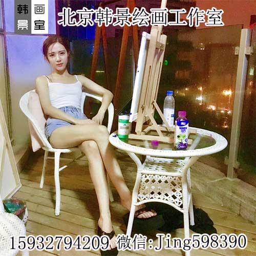 北京专业美术指导,北京韩景绘画工作室,专业美术指导哪里找