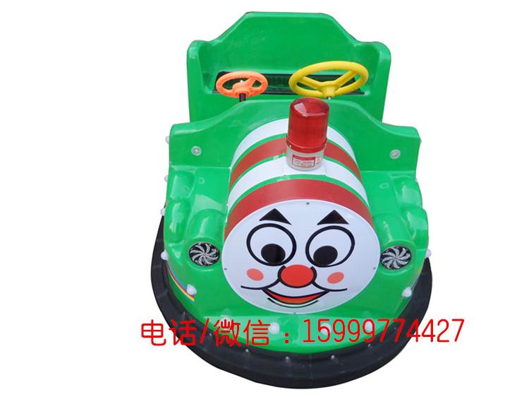 *新款儿童电瓶碰碰车 托马斯小火车玩具车 卡通动物车