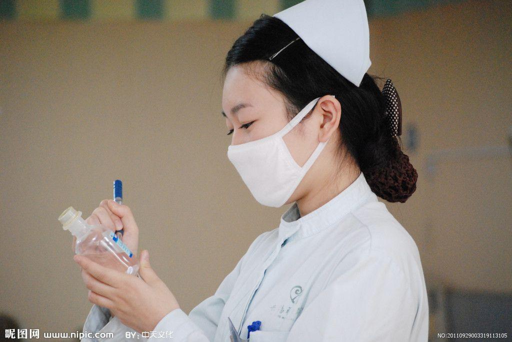 画画我的梦想是护士