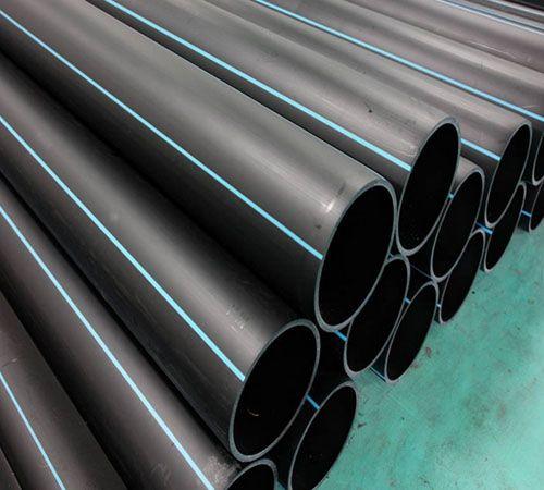 PVC排水管材的應用