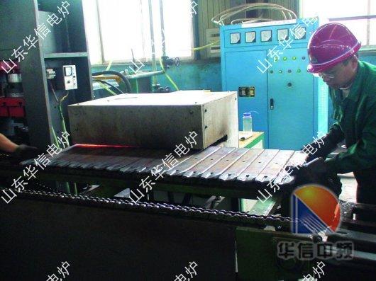 供应板簧加热电炉