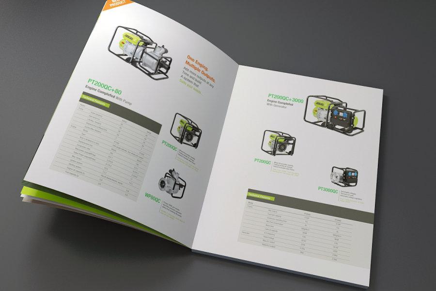 福永画册设计 福永画册设计公司 福永宣传册设计