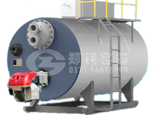 真空热水锅炉的炉内的热媒介(炉水),在锅炉运行的全过程中,不进,不
