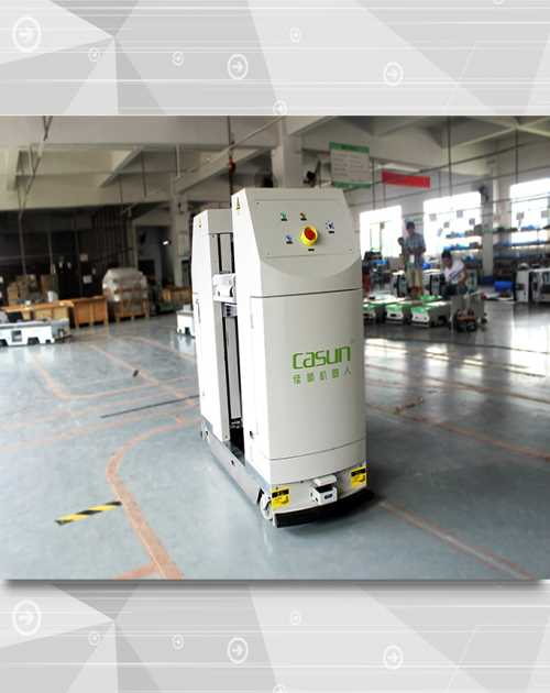 供应SMT专用式agv小车 SMT专用式agv搬运车