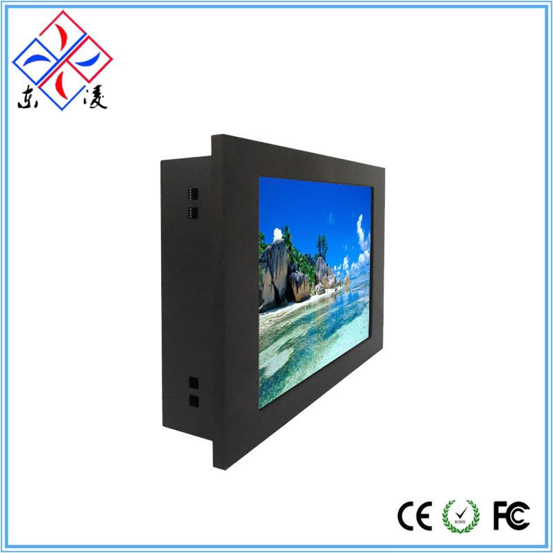 研祥工业平板电脑 提高画面触控精准度
