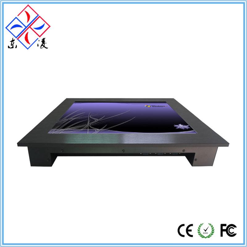沉砂池主要去除污水中密度较大的固体颗粒物 研华工业平板电脑