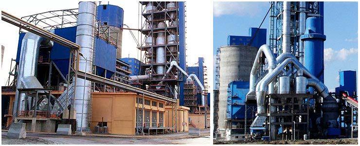 供应水泥厂设备
