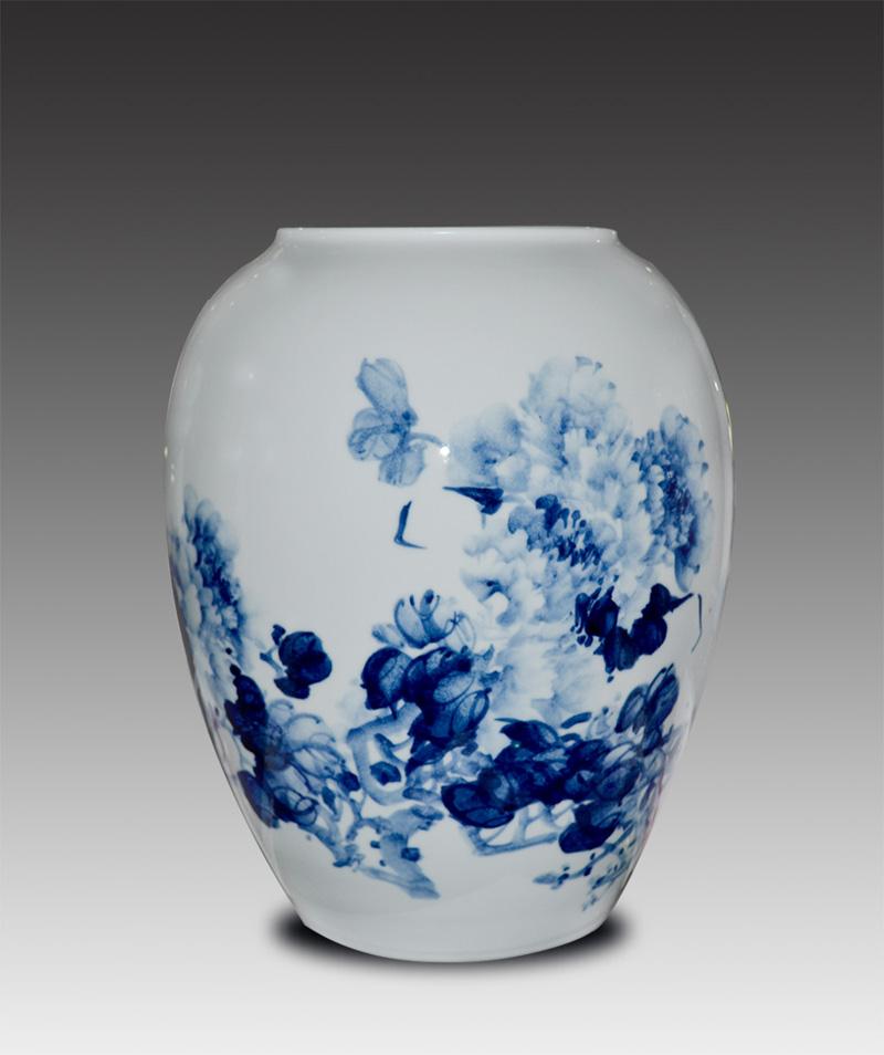 元代青花瓷花纹