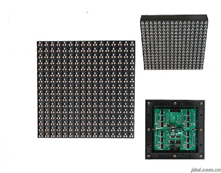 供应led显示屏-p10全彩室内模组