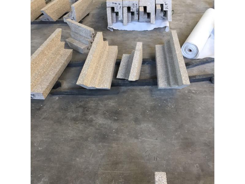 声誉好的异形线条拼装供应商当属漳浦仁寿石材 重庆异形线条拼装
