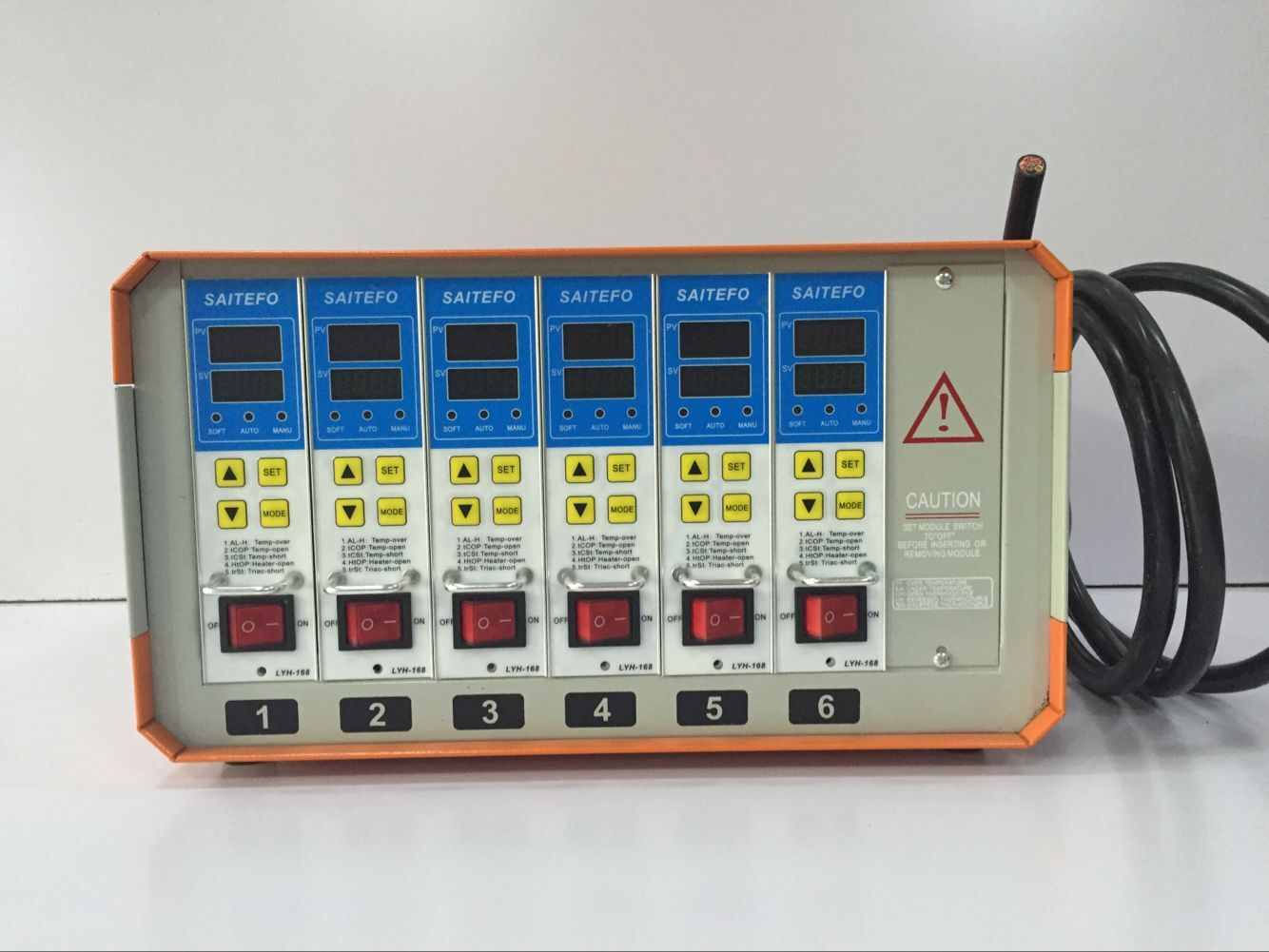 热流道温控箱_供应温控精准热流道温控箱 智能温控器.