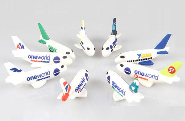 航空公司首选飞机U盘 个性化U盘定制厂家首选优闪科技