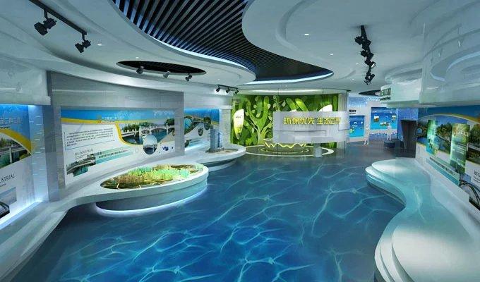 供应秦皇岛多媒体互动展厅设计公司|多媒体投影展厅图片