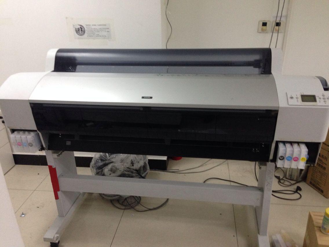 出售转让二手mimaki jv4 1米6户内压电写真机成色好 保修一年,爱普生