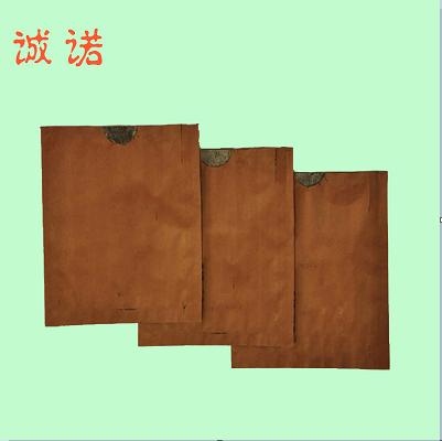 供应江苏套袋内疏晚秋龙头黄梨专用水果木浆育手盆套袋图片