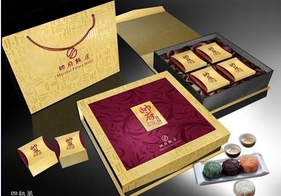郑州礼盒包装厂定做月饼礼盒土特产礼盒食品礼盒印刷