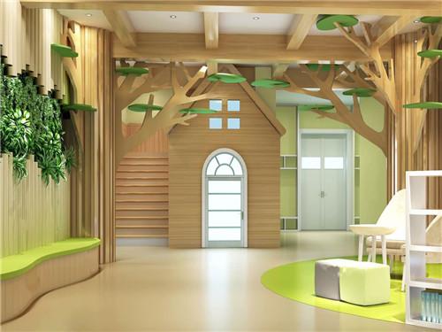 重庆长寿高端幼儿园设计方案|幼儿园装修|早教学校装修