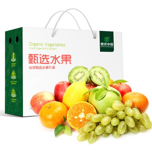 根据营养师建议搭配成至尊水果礼盒,为您及您的亲朋好友送上最美好的图片