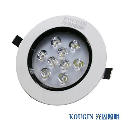 led天花灯的安装方法