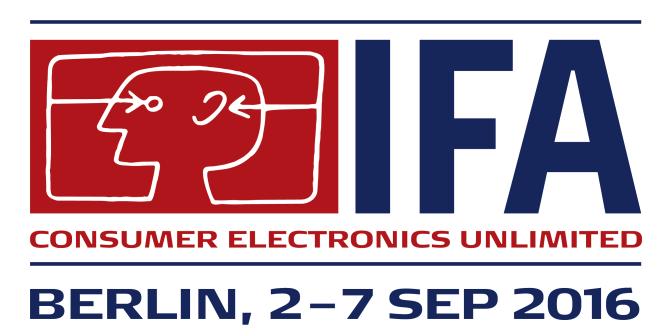 德国柏林消费类电子产品及家用电器展览会