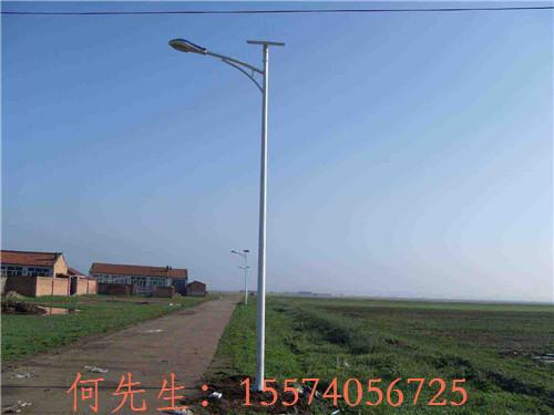 供应湖南郴州太阳能路灯价格 LED路灯厂家