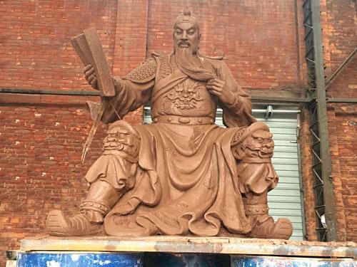 重庆华阳景观雕塑设计工程有限公司专业设计,制作,安装:各种校园