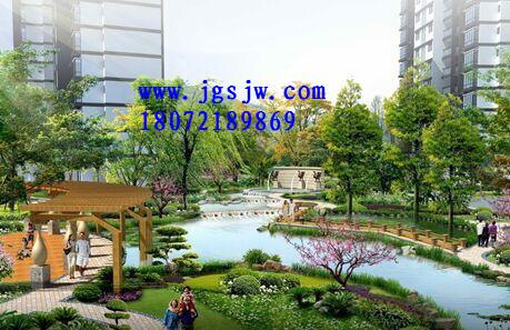 城市园林按照的河流规定系统平面位置接壤河道城市建造,而驳岸内部平面设计用上面台式机图片