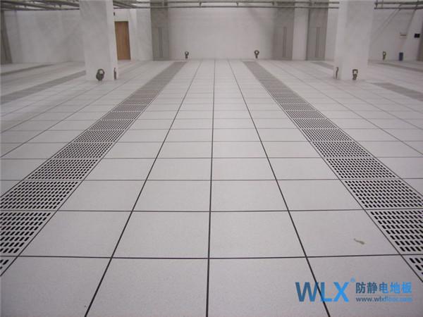 渭南陶瓷防静电地板 静电地板厂家 多少钱一块
