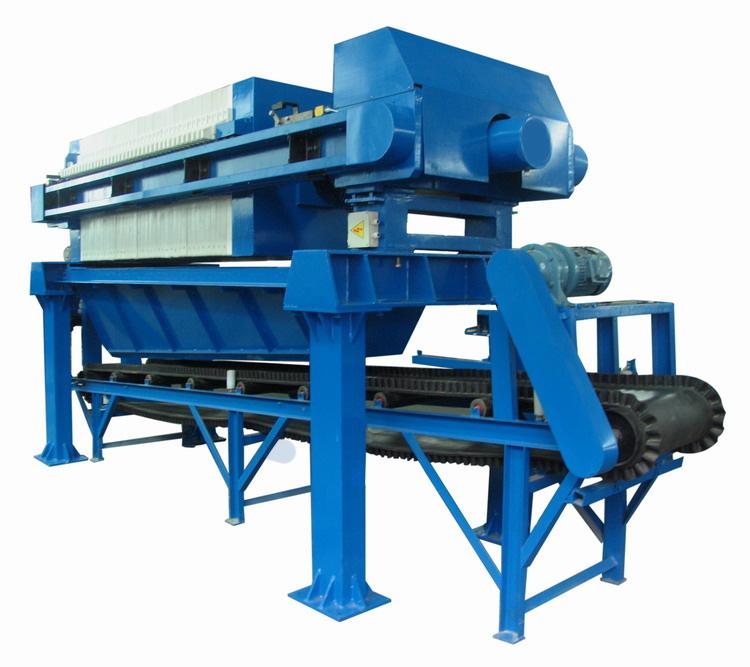 4-2005《厢式压滤机和板框压滤机隔膜滤板》;本公司生产的压滤机分类