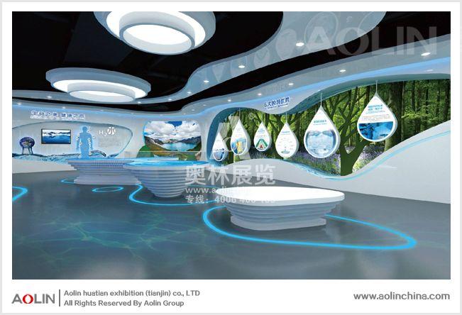 天津展览展示设计公司 体验馆文化馆设计公司图片