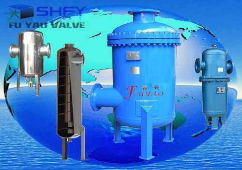 挡板式气液分离器的工作原理:通过五级分离—降速,离心,碰撞,变向