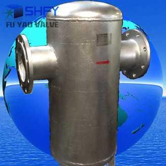汽水分离器分类有蒸汽汽水分离器 压缩空气汽水分离器-沼气汽水分离器