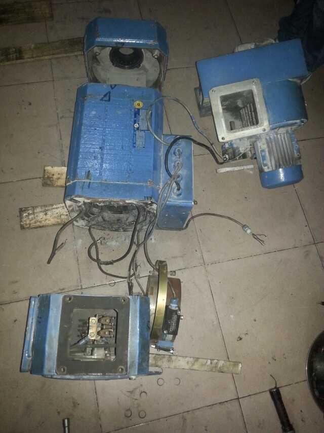 大型直流电机维修