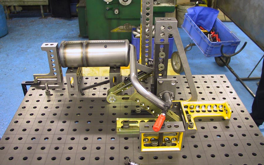 供应焊接工装组合夹具/三维柔性焊接夹具/焊接工装夹具