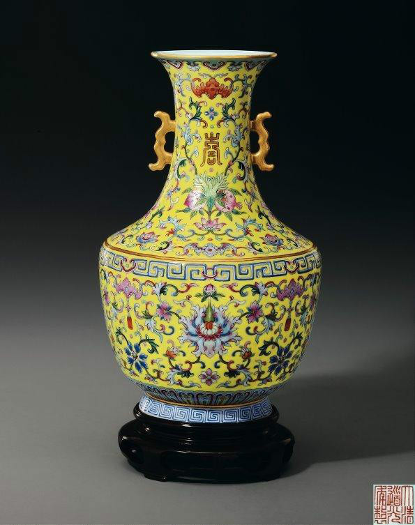 山东乾隆年制粉彩瓷器去哪里鉴定拍卖交易出手专业快速安全可靠