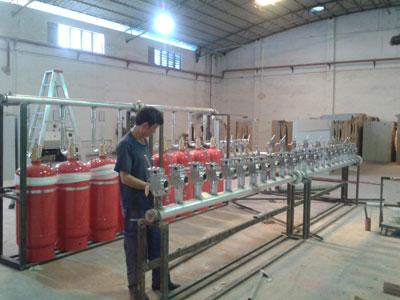 石獅滅火器維修、石獅滅火器充裝、年檢滅火器、七氟丙烷|消防配件-晉江市君安消防器材經營部