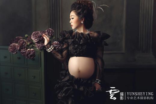 南京孕妇照可以在肚子上彩绘吗