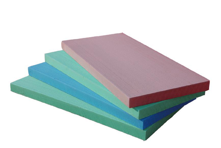 挤塑聚苯乙烯泡沫塑料保温板 XPS