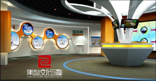 珠海顶级展厅装修设计公司,多媒体 数字展厅装修设计